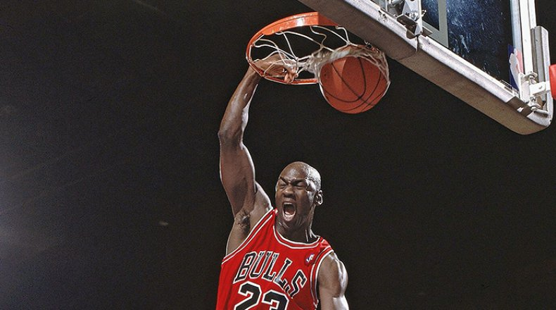 That last sentence was basically an excuse to post a cool photo of MJ!
