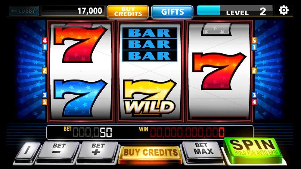3-reels online slot game