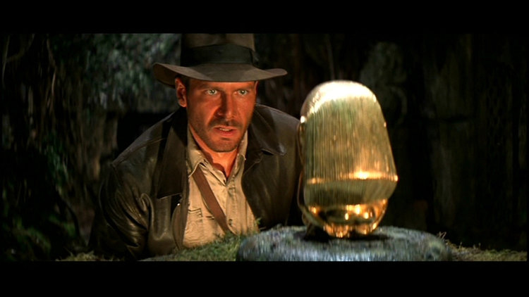 Indiana Jones and the Temple of Doom is taking part in the EOS Treasure Hunt by EOSwriter