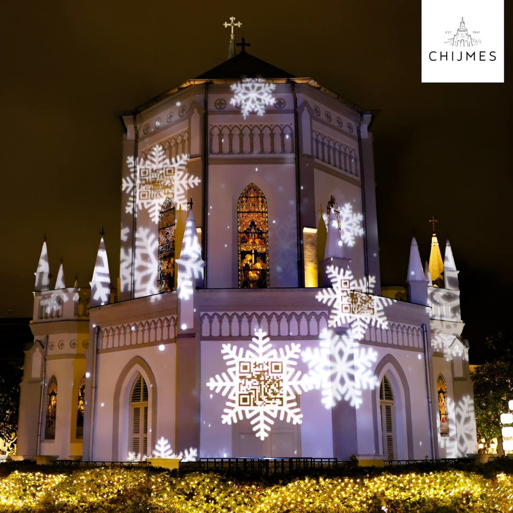 One of Singapore's most beautiful chapels with the best night-life dining experiences.