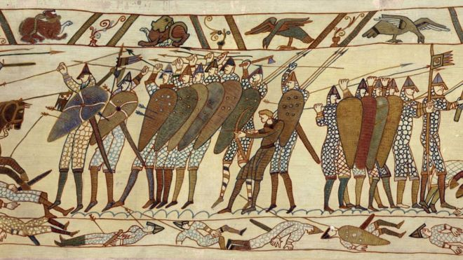 The Bayeux Tapestry     BBC