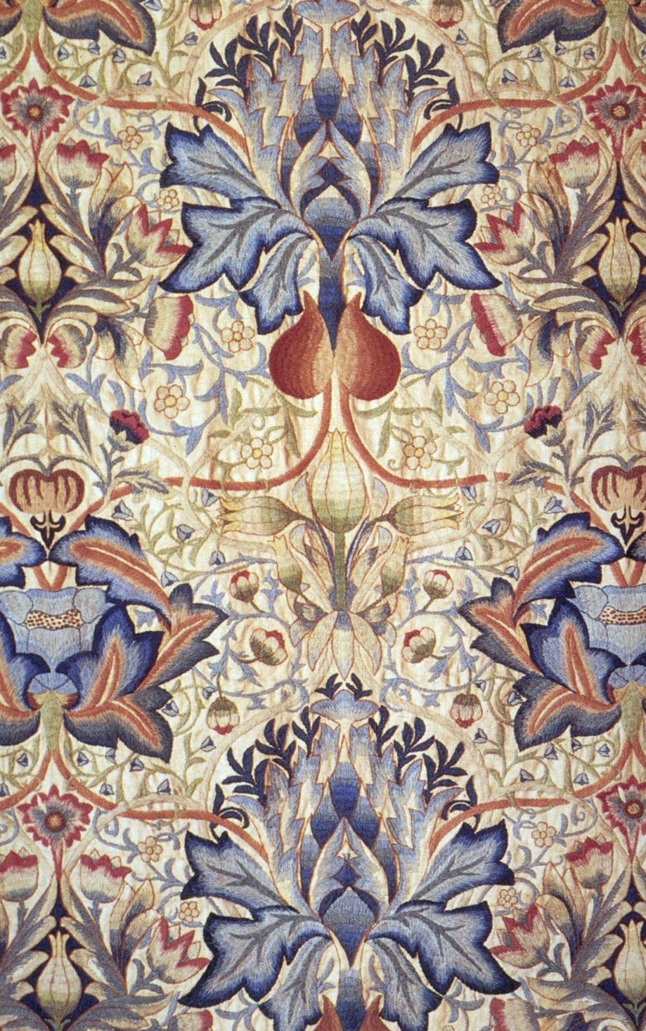 'Artichoke'  1887  William Morris & Co