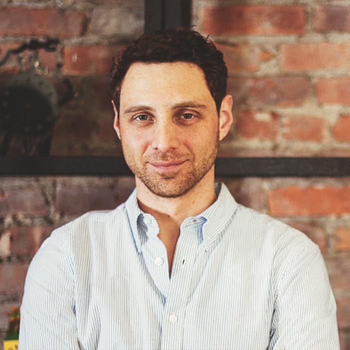 Jonathan Keidan CEO + Founder