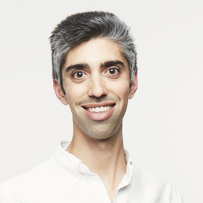 Mark Ramadan  Food & CPG  Co-Founder & CEO, Sir Kensington's