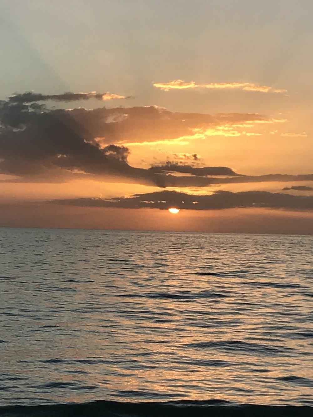 sunset over water (6).JPG