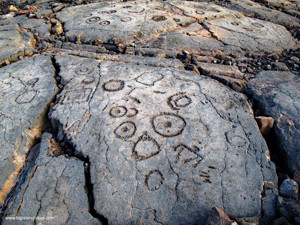 Waikoloa Petroglyphs
