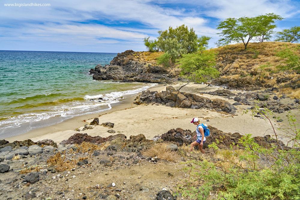 Waiulaula Beach