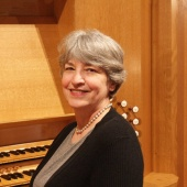 Peggy Haas Howell   Organist & Choirmaster   Email