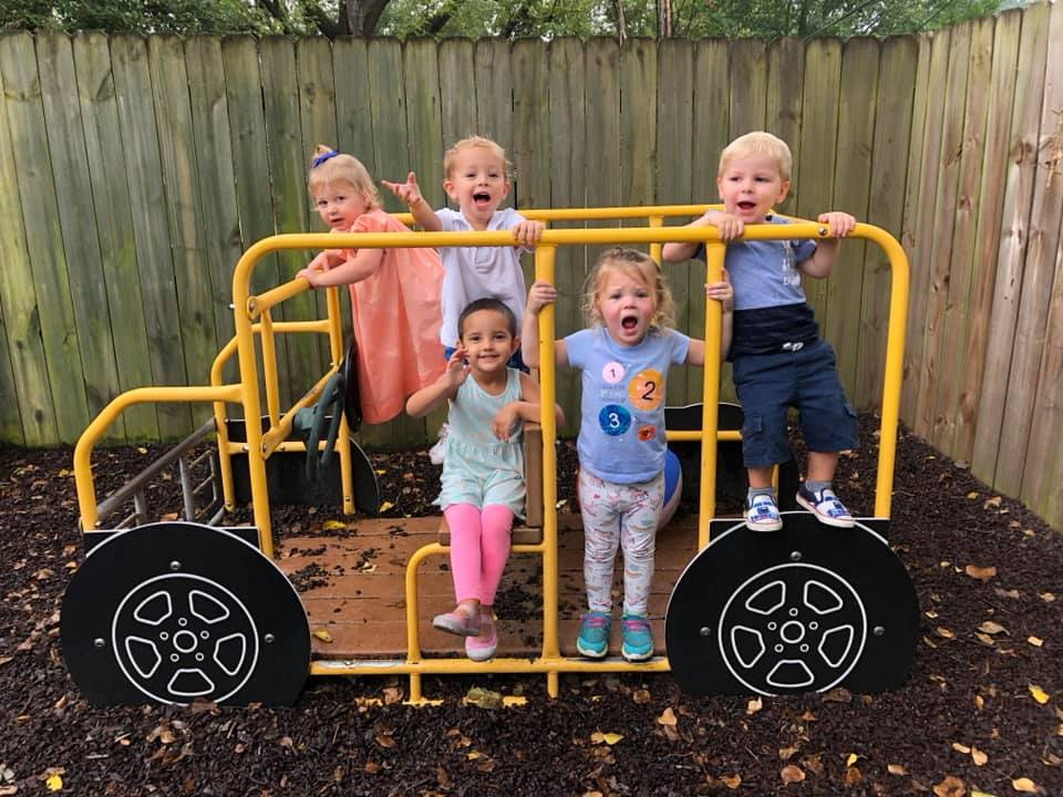 "- ""I can say without reservation that St. John's was the perfect fit for our family. It is a wonderful, nurturing place where children are encouraged to explore their independence. SJDS helped each of our children to be well prepared both socially and academically as well as to be successful in Kindergarten."" Laura Hamilton"