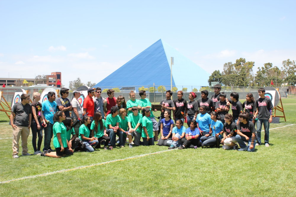 High School: All-San Diego Team on the left, All-Los Angeles Team on the right