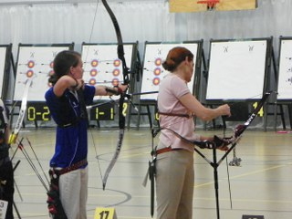 U.S. Team Trials for the 2014 World Indoor Team at the Easton Newberry Center, FL