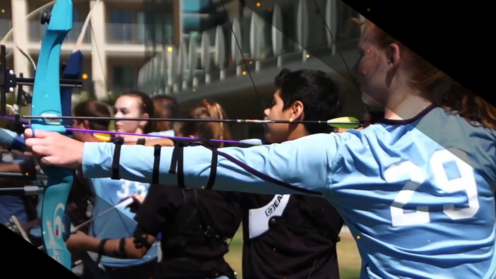 About OAS - Learn what 'Olympic Archery In Schools' is and does