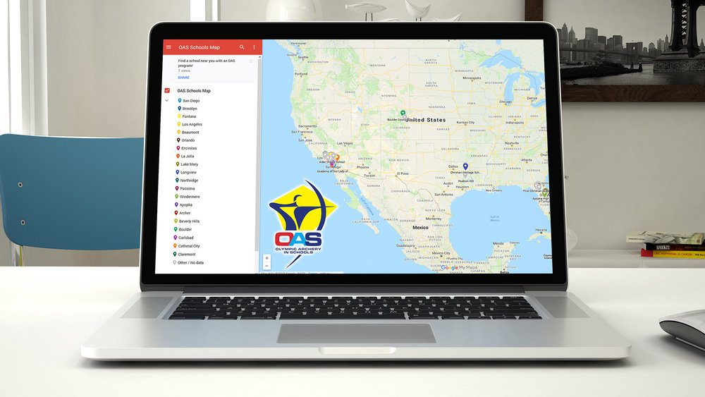 OAS Schools Map - Find a school near you with an OAS program