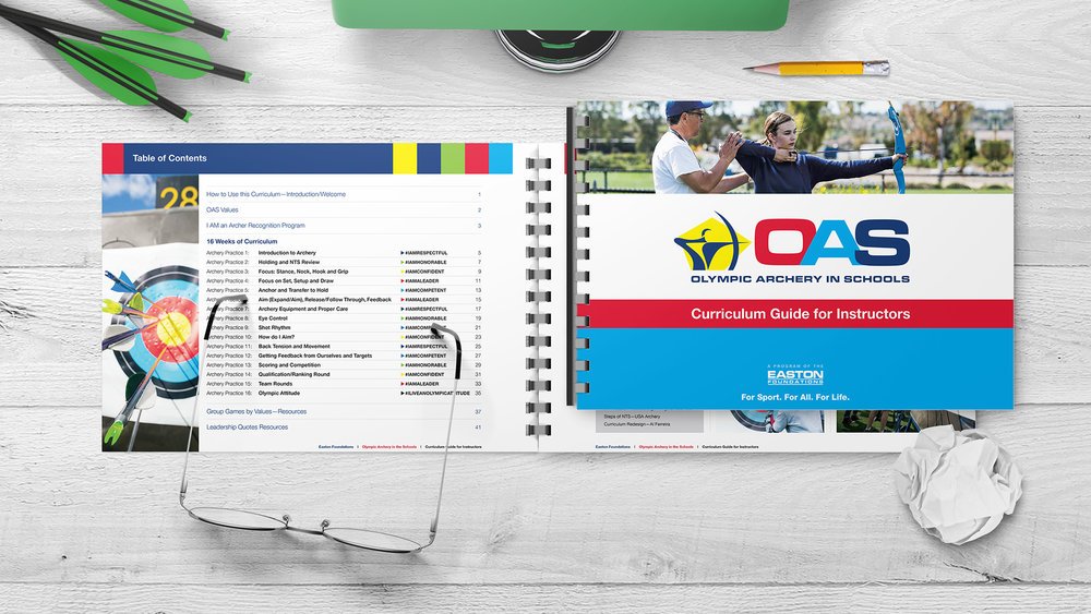 OAS Curriculum - Leasons & Activities To Create A Safe Learning Environment