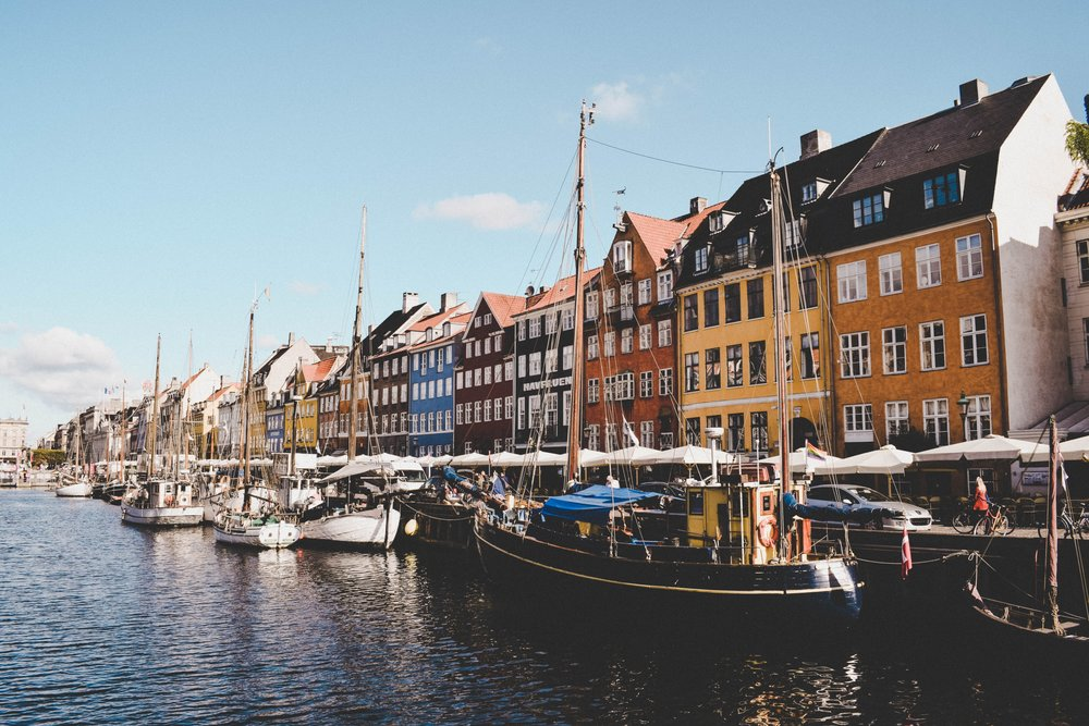 Denmark has a way of making you feel immediately comfortable -