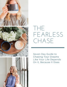 Seven Day Guide The Fearless Chase Madison Anaya
