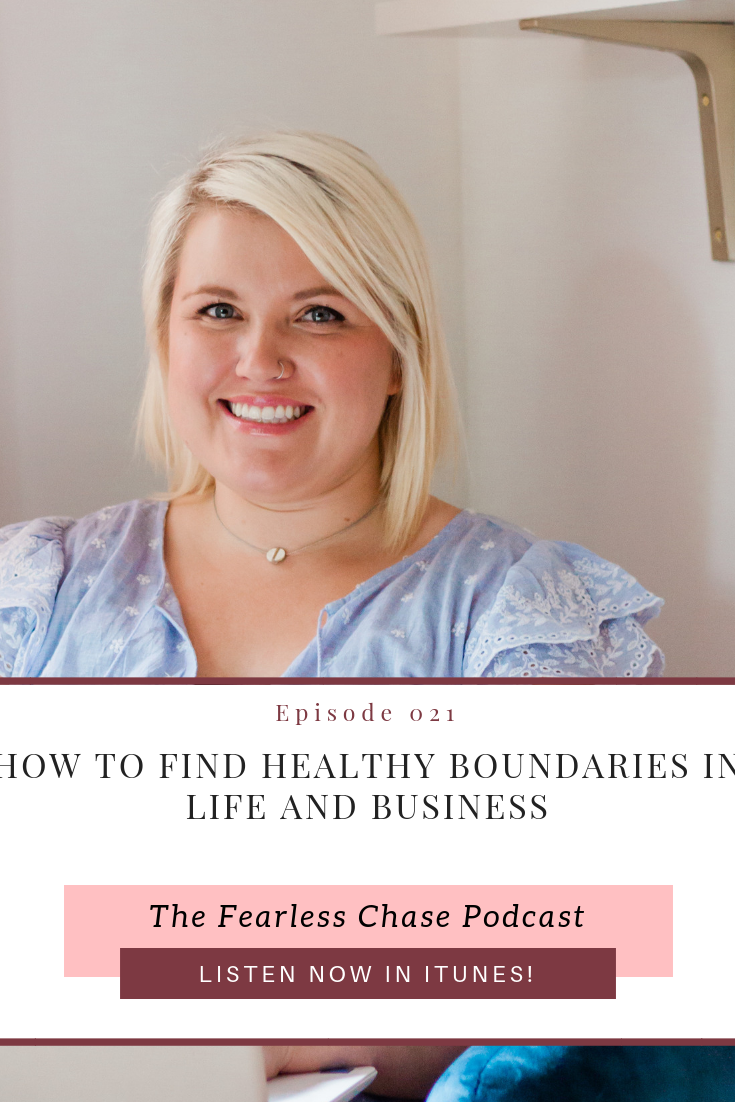 How to Find Healthy Boundaries in Life and Business
