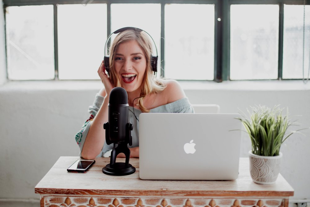 The Fearless Chase Podcast - Each week women dreamers, doers, and entrepreneurs tune in to listen to Madison and her guests for motivation, encouragement, and tangible advice on how to fearlessly chase their dreams from a place of rest and grace.Listen on iTunes, Spotify, or wherever you listen to podcasts.