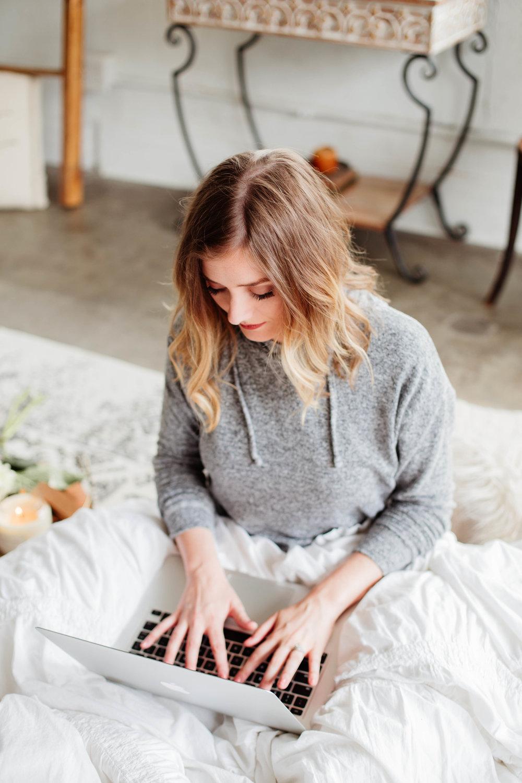 5 Things Every NEW Entrepreneur Needs Post on Madison Anaya Blog