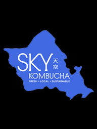 Off the Wall - Sky Kombucha