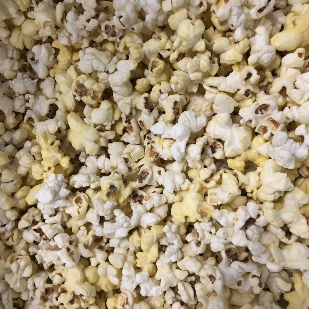 Butter Popcorn - Our Butter Flavored Popcorn will make you feel right at the Movies!