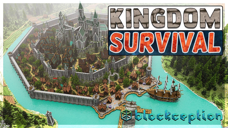 Kingdom: Survival — Blockception - Minecraft Build Team