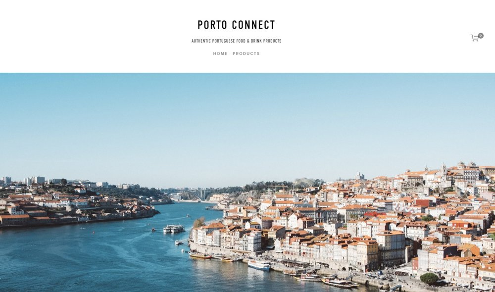 Portoconnect.com - Coming soon.