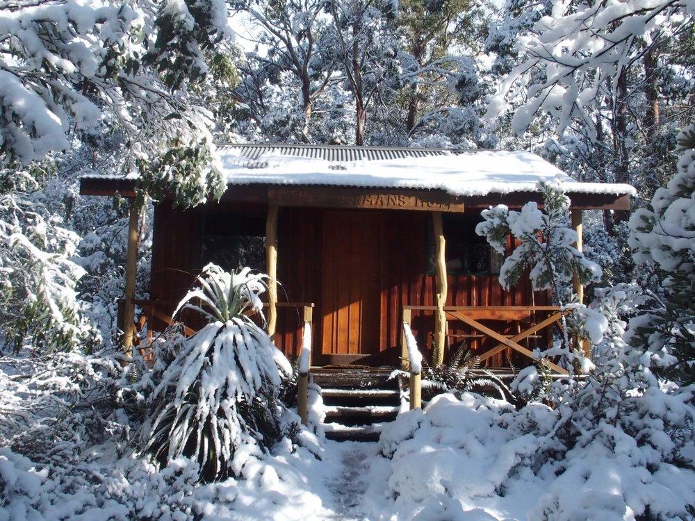 Cradle Mountain Highlanders - Bushmans Hut Twin Cabin