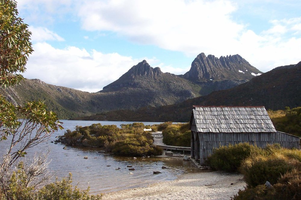 Dove Lake - Cradle Mountain Highlanders