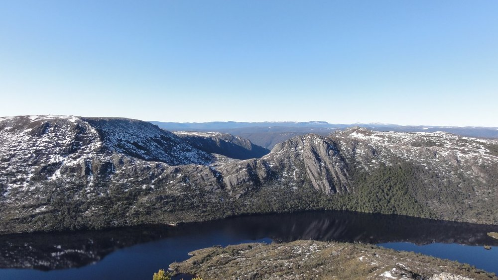 Marions Lookout - Cradle Mountain Highlanders
