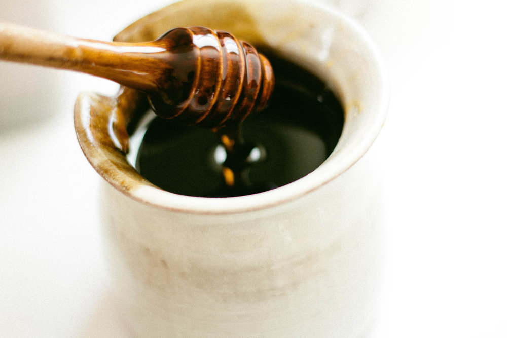 Local Maple Syrup and Honey -