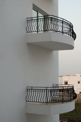 Private Balcony