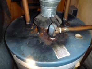 Dangerous Water Heater
