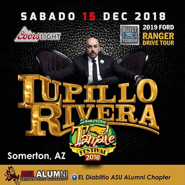 Lupillo Rivera! #STF2018