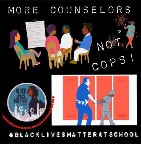 Image via @BLMAtSchool