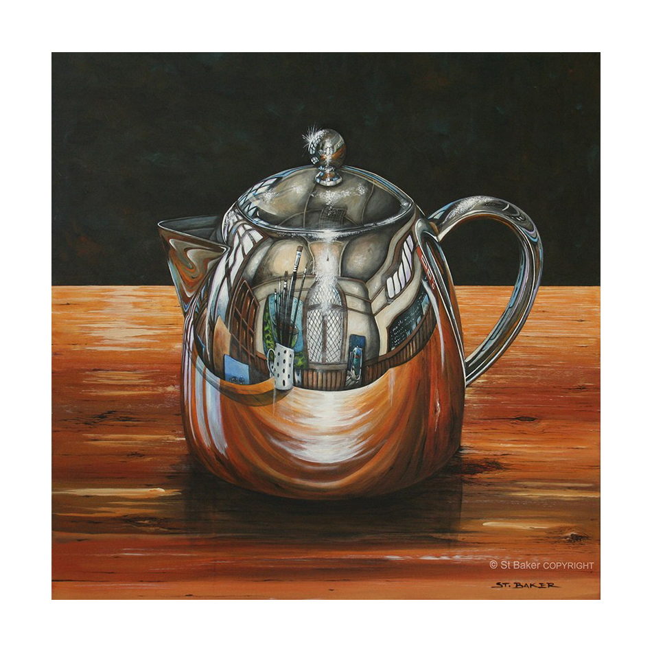 Studio Teapot