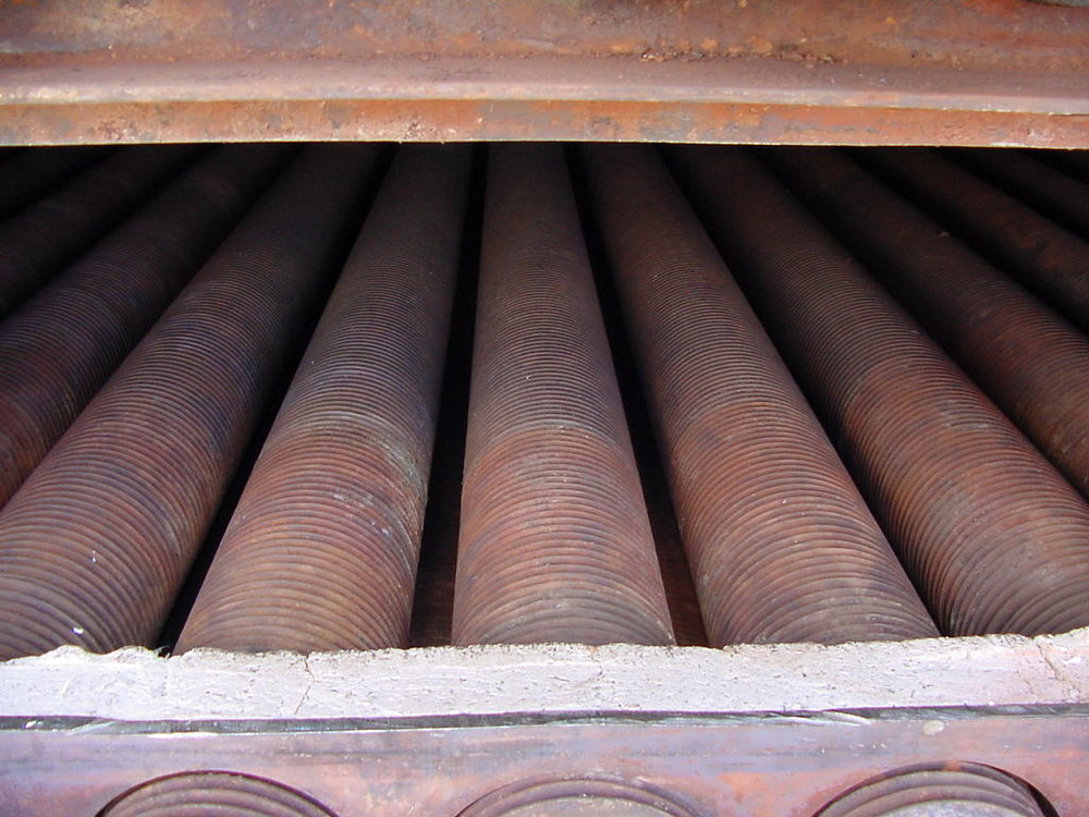 Finned Convection Tubes