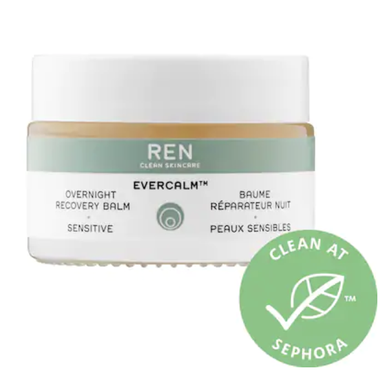 REN evercalm night balm