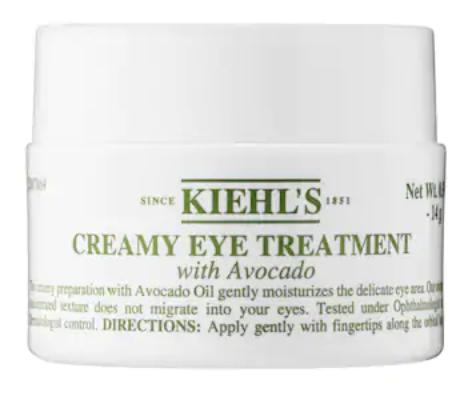 kiehls avocado eye cream