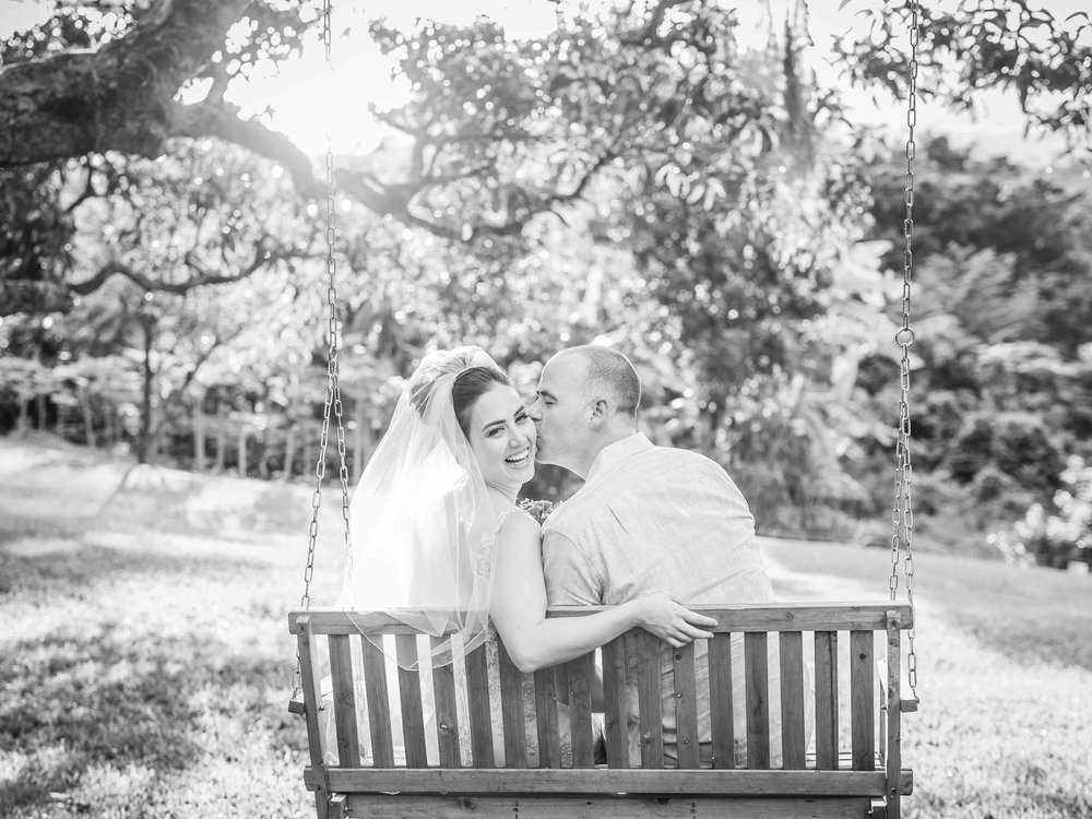 Casey & Garrett  | The Nutridge Estate, O'ahu | February 2018 |  Tomas Deminis Photography