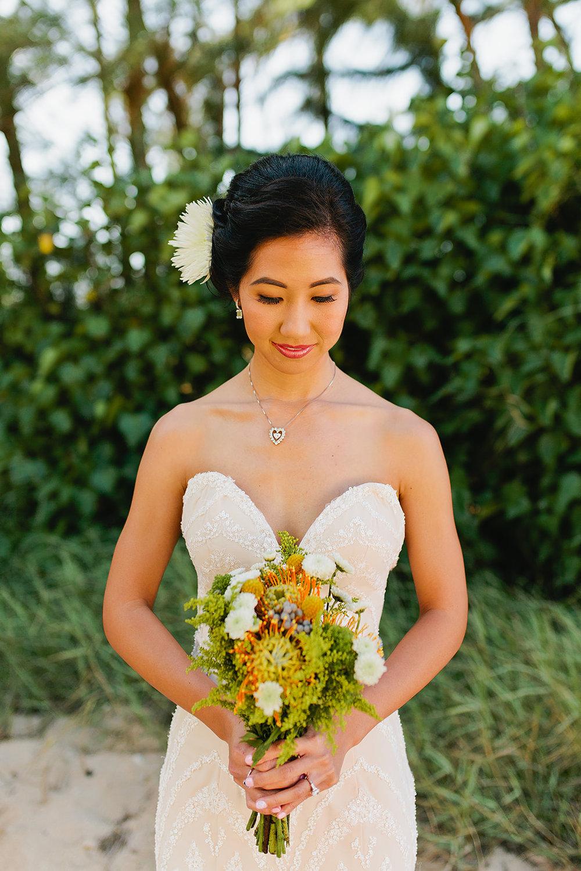 Hawaii Polo Club Wedding - Bride + groom 1_29.jpg