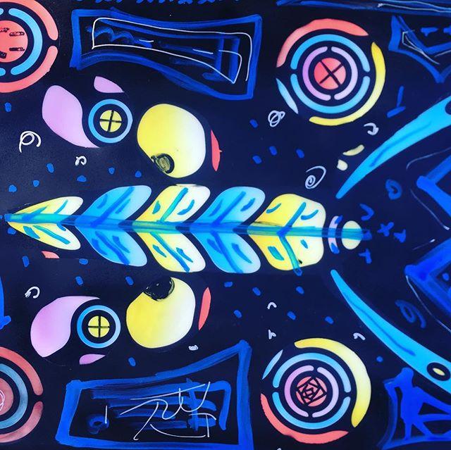 Art board by @donkey_kong_surfs