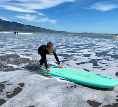 Start 'em young! Kids surf camps start in June, book now at wegosurf.com
