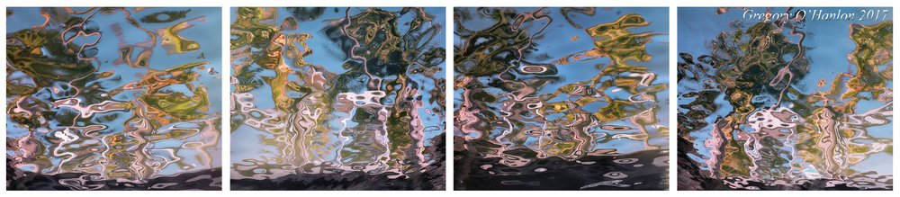 Water III - polytych