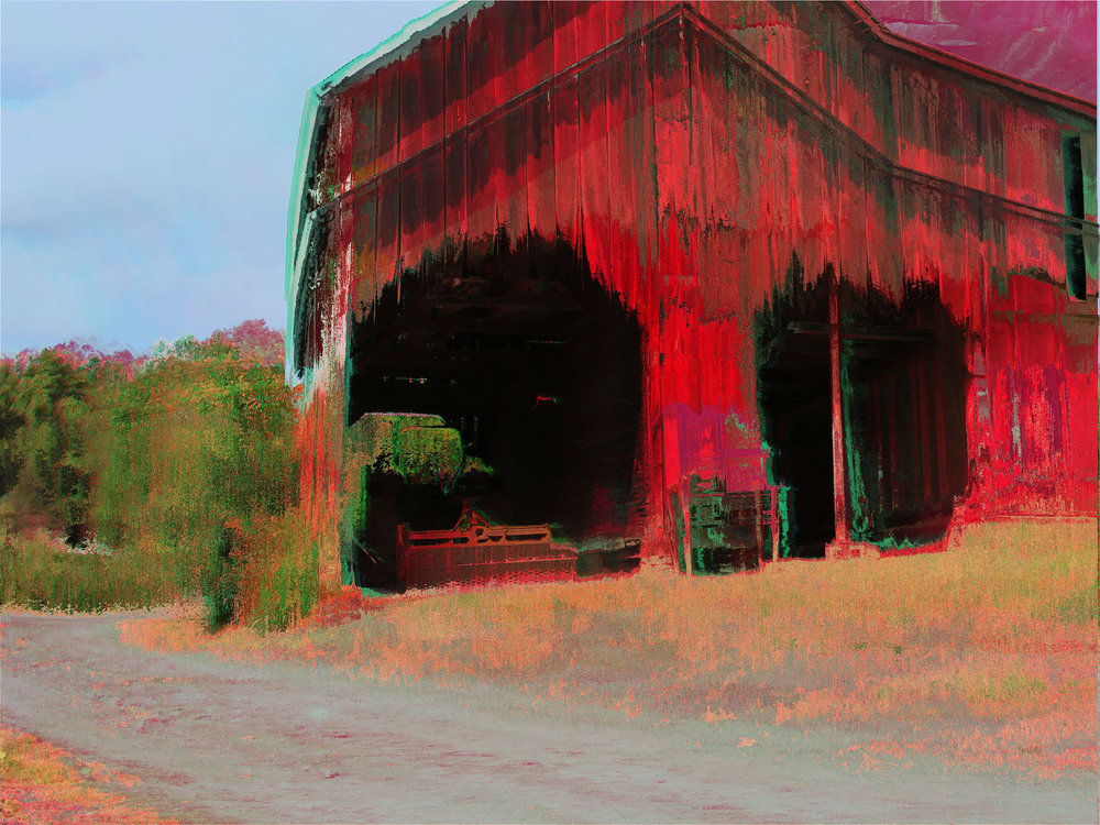 Mike's Red  Barn