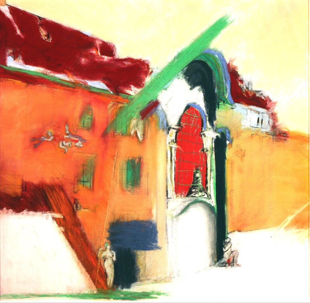 Johanis Kirche 2