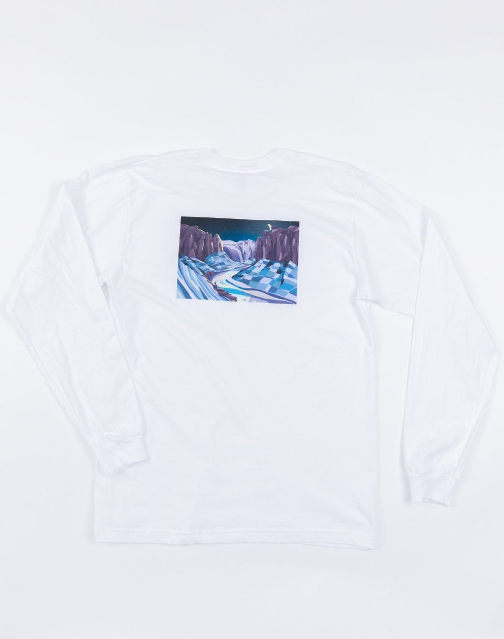Bloom Shirt White Back.jpg