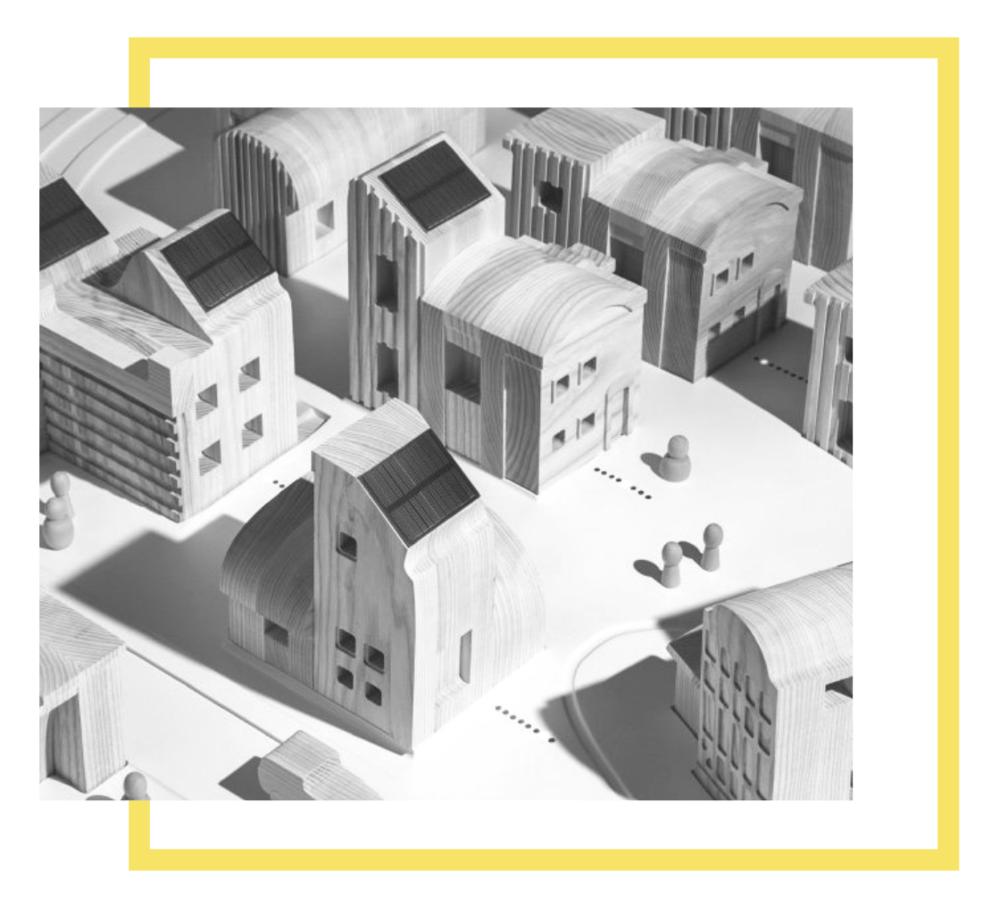 Blockchain X Sustainable Housing