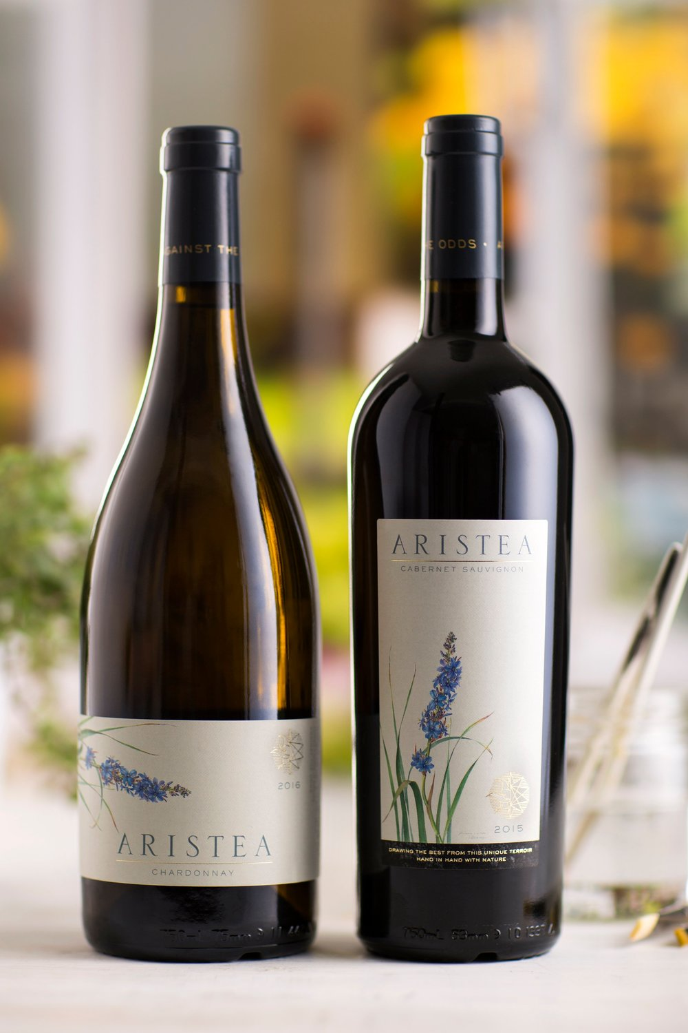 Aristea Wines Vineyard - Design