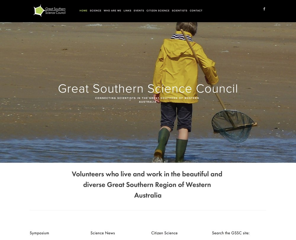 Great Southern Science Council